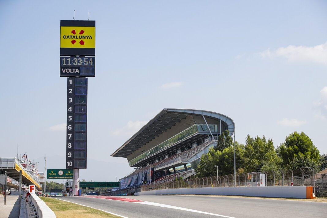 Circuit de Barcelona-Catalunya, Spanyolország, racingline.hu, f1, domenicali