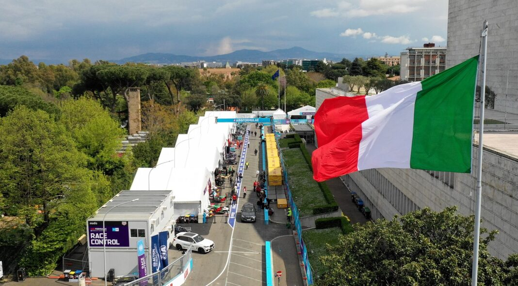 Róma, Formula E, racingline.hu