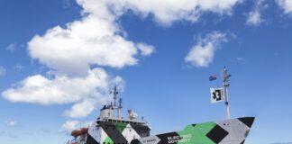 RMS St. Helena, Extreme E, racingline.hu