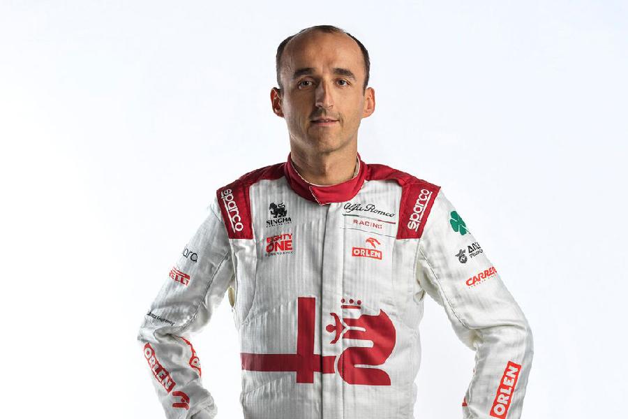Robert Kubica, Alfa Romeo, racingline.hu