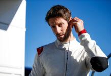 Grosjean racingline
