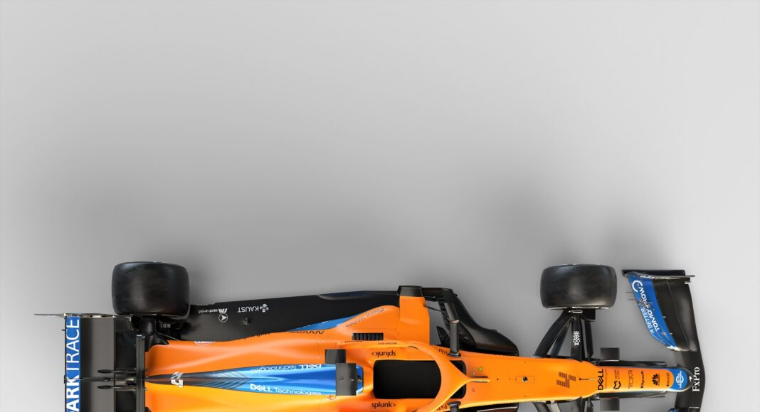 McLaren, MCL35M