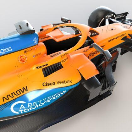 McLaren, MCLM35