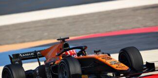 Campos Racing, racingline