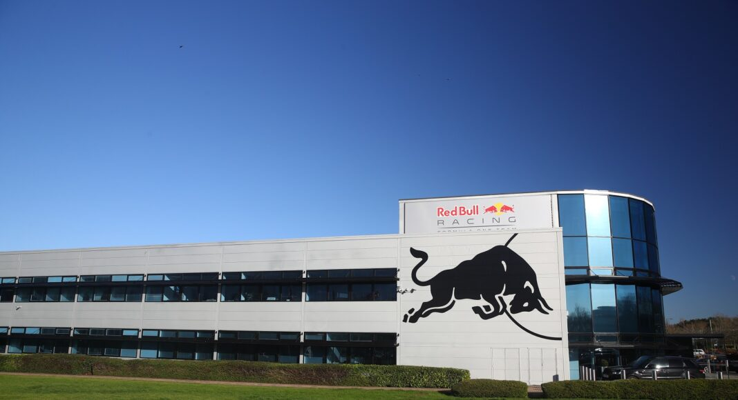Red Bull Racing Factory