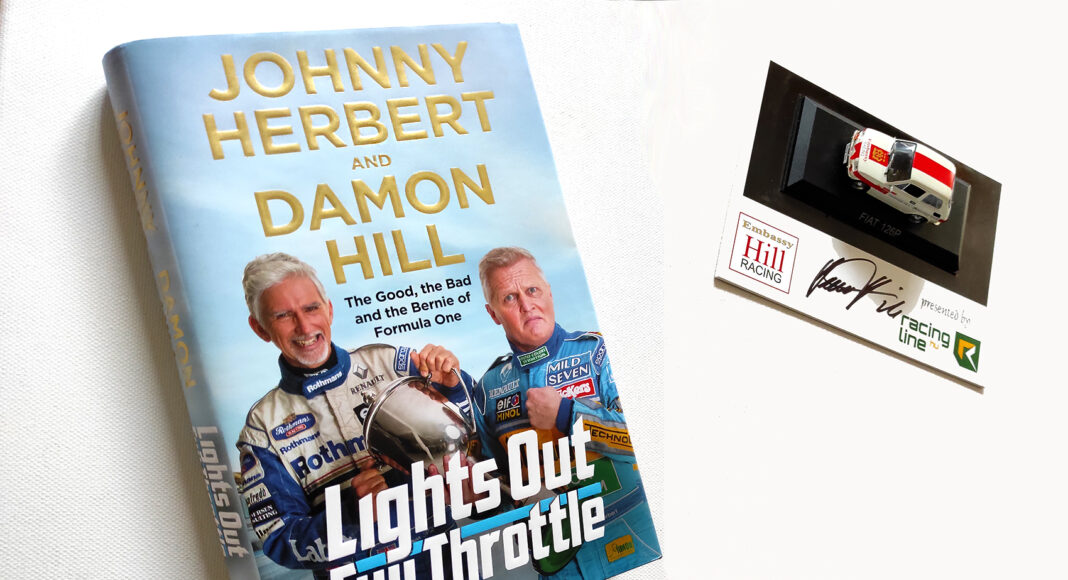 Damon Hill, Johnny Herbert