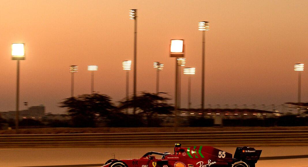 Ferrari, SF21