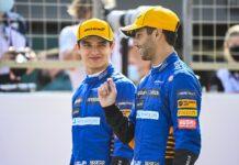 Lando Norris, Daniel Ricciardo
