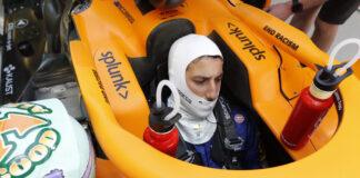 Ricciardo, racingline