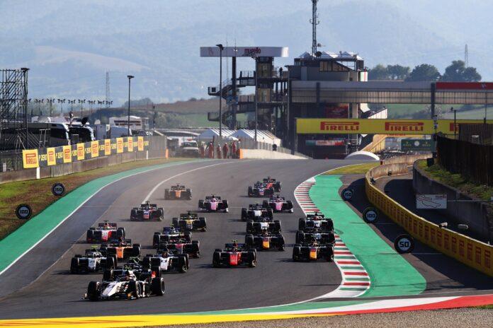 F2, Formula 2, Mugello, racingline.hu