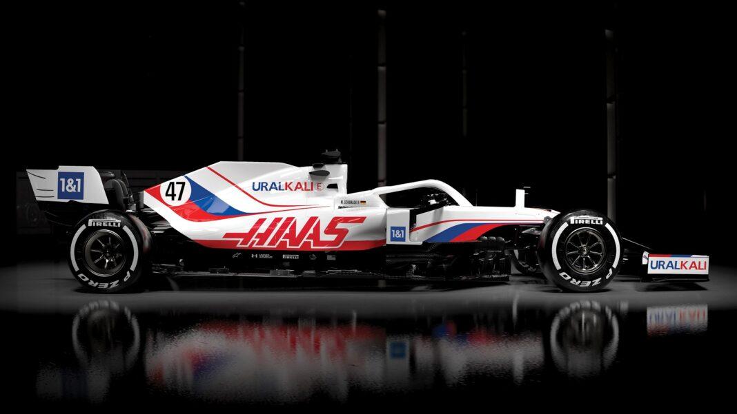 Haas, VF-21