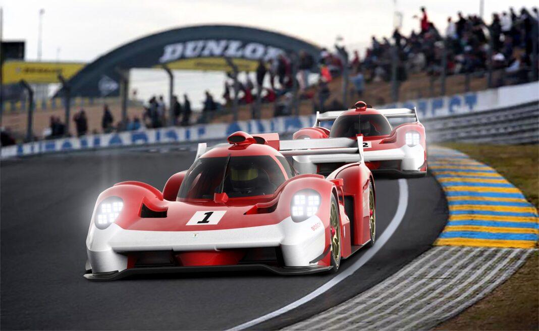 Scuderia Cameron Glickenhaus 007, hypercar, WEC, racingline.hu