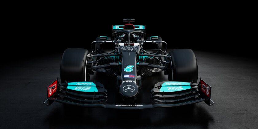 Mercedes, W12