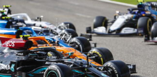 F1, Forma-1, sprintfutamok, verseny