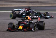 Max Verstappen, drive to survive