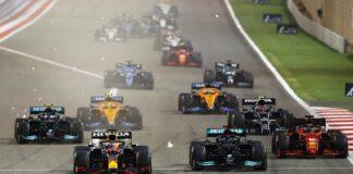 F1, Forma-1, rajt, pontversenyek, sprintversenyek