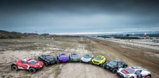 Extreme E teszt, Motorland Aragón, racingline.hu