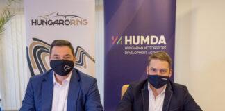 humda, hungaroring, Weingartner Balázs, Gyulay Zsolt