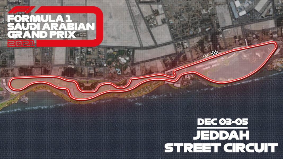 Jeddah Street Circuit, Szaúdi Nagydíj