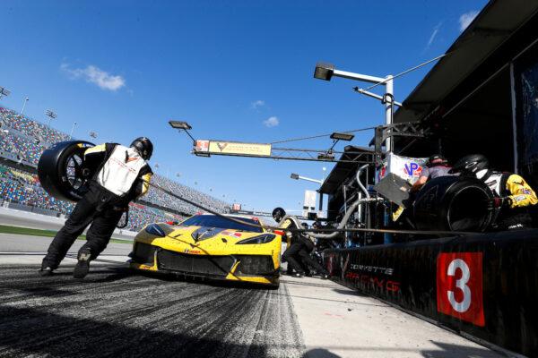 Corvette, Daytona, IMSA, racingline.hu