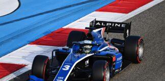 Guanyu Zhou, UNI-Virtuosi, Alpine, Formula 2, racingline.hu