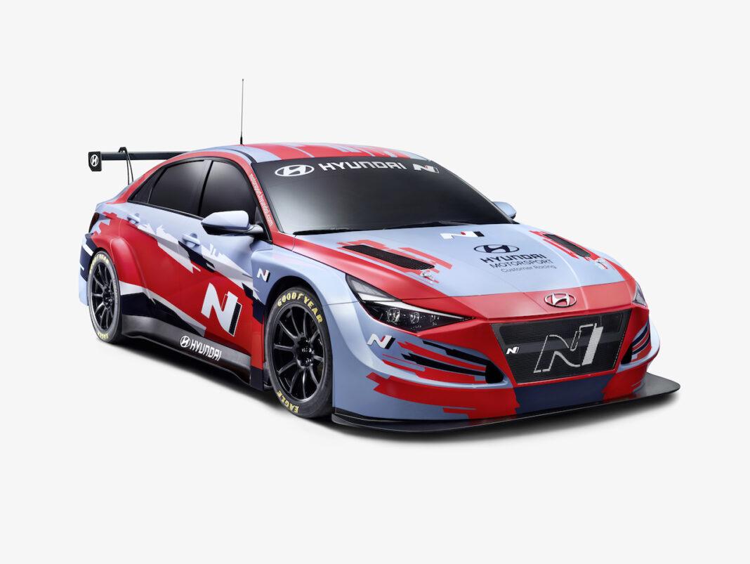 Hyundai, racingline