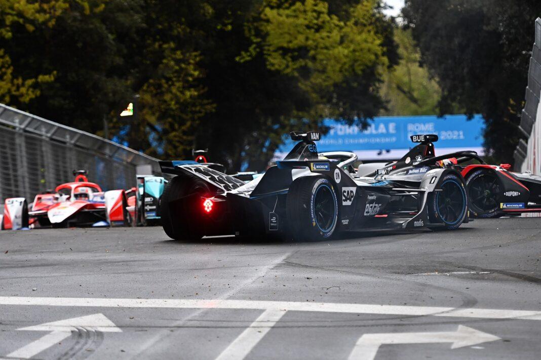 baleset, Róma E-Prix, Formula E, racingline.hu