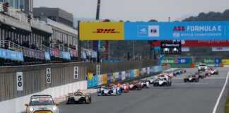 Safety Car, Formula E, Valencia E-Prix, racingline.hu