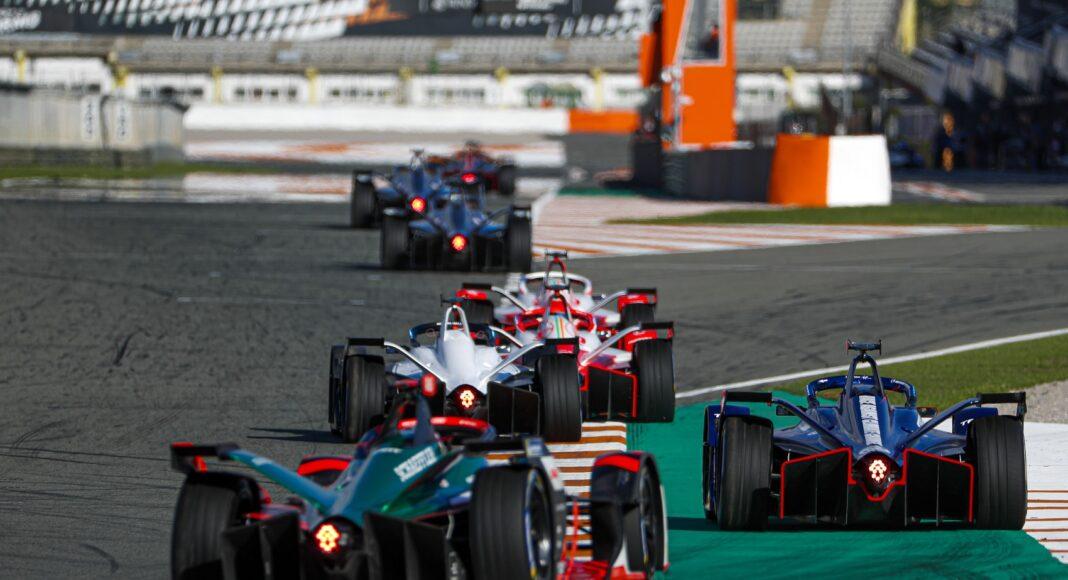 teszt, Valencia, Formula E, racingline.hu