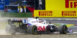 Nikita Mazepin, Haas, Imola, Emilia Romagna Nagydíj, racingline.hu