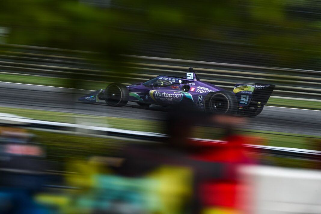 Romain Grosjean, IndyCar, racingline.hu