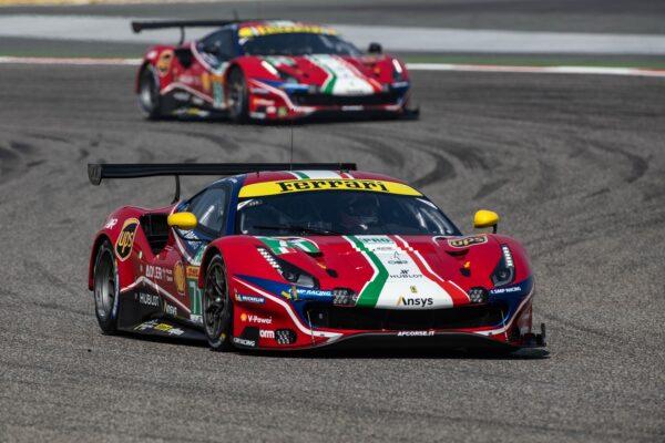Ferrari, AF Corse, GT3, racingline.hu