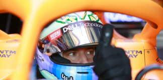 Daniel Ricciardo, racingline
