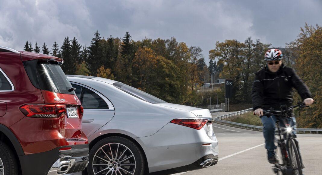 Mercedes, közlekedés