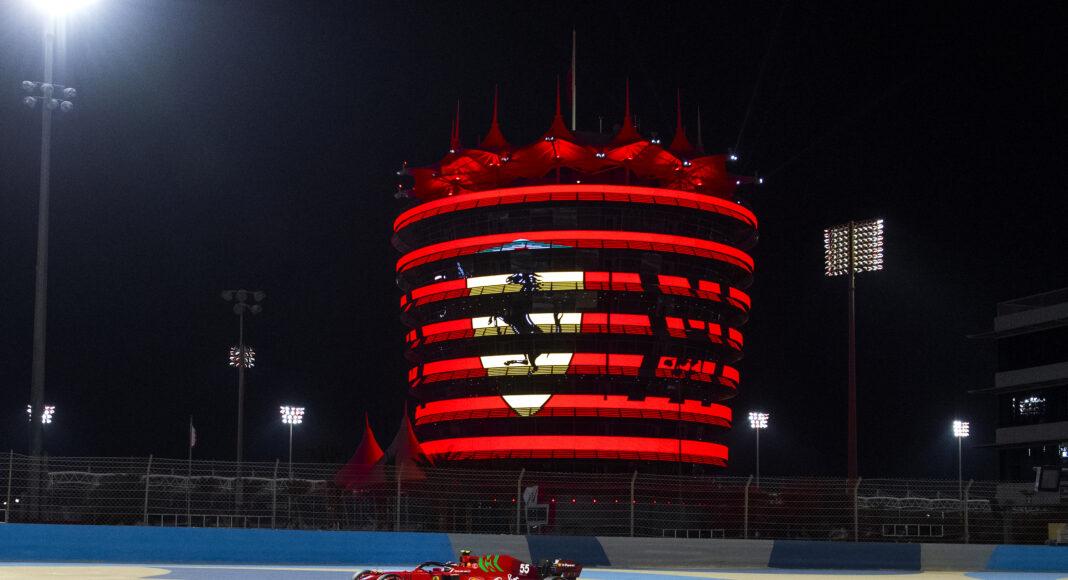 Ferrari, Bahrein, Carlos Sainz Jr