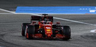 Charles Leclerc, racingline