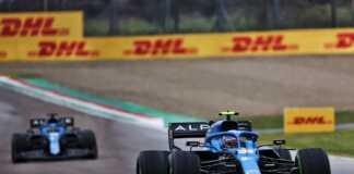 Esteban Ocon, Fernando Alonso, racingline.hu