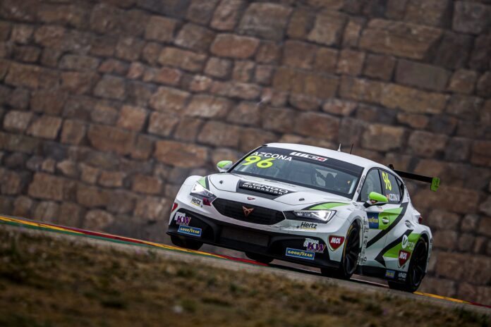 Mikel Azcona, Zengő Motorsport, Cupra, WTCR, racingline.hu