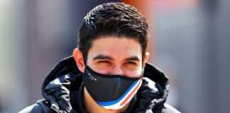 Esteban Ocon (FRA) Alpine F1 Team. racingline.hu