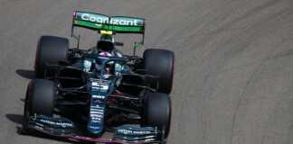 Sebastain Vettel, Aston Martin