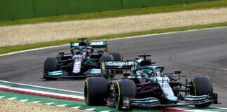 Lance Stroll, Lewis Hamilton, Aston Martin, Mercedes
