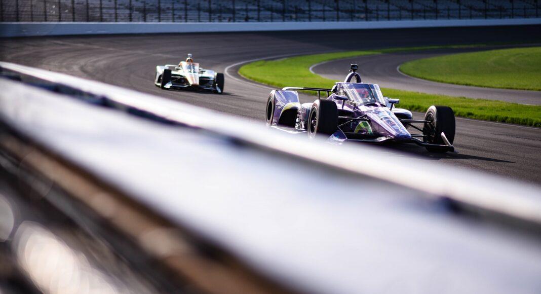 teszt, Indianapolis Motor Speedway, IndyCar, racingline.hu