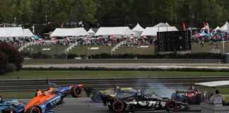 Felix Rosenqvist, Arrow McLaren SP, IndyCar, racingline.hu