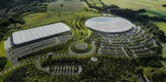 Woking, McLaren, racingline