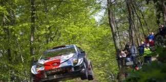 WRC Toyota