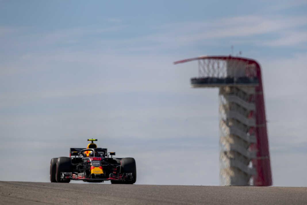 F1, Max Verstappen, racingline