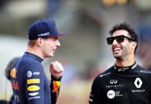 Max Verstappen, Daniel Ricciardo, Renault, Red Bull