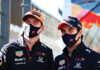 Max Verstappen, Sergio Pérez, Red Bull, racingline