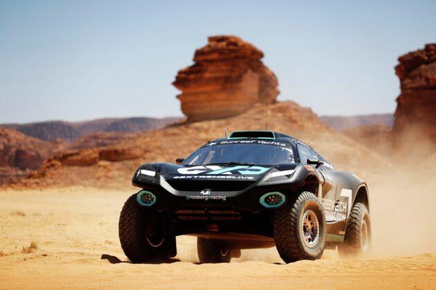 RXR Rosberg, Extreme E
