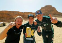 Nico Rosberg, Johan Kristoffersson, Molly Taylor
